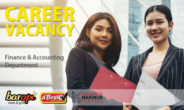 Vacancy: Finance & Accounting Associate