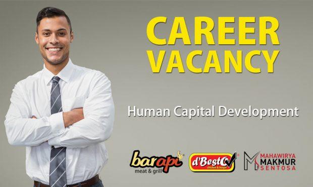 Vacancy HR Associate